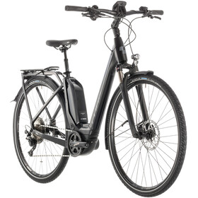Cube Touring Hybrid EXC 500 Easy Entry black'n'grey